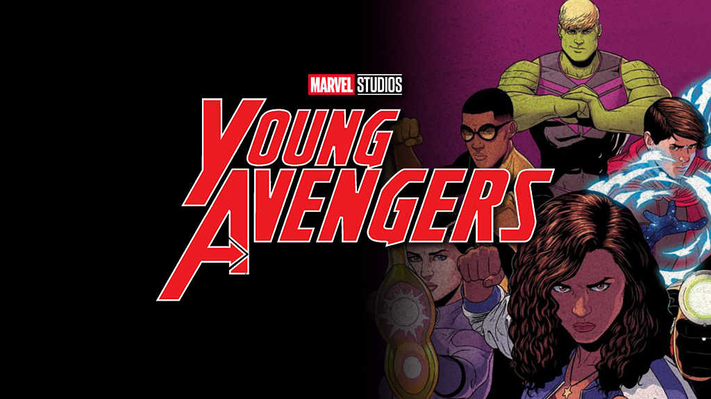 MAIN - YOUNG AVENGERS