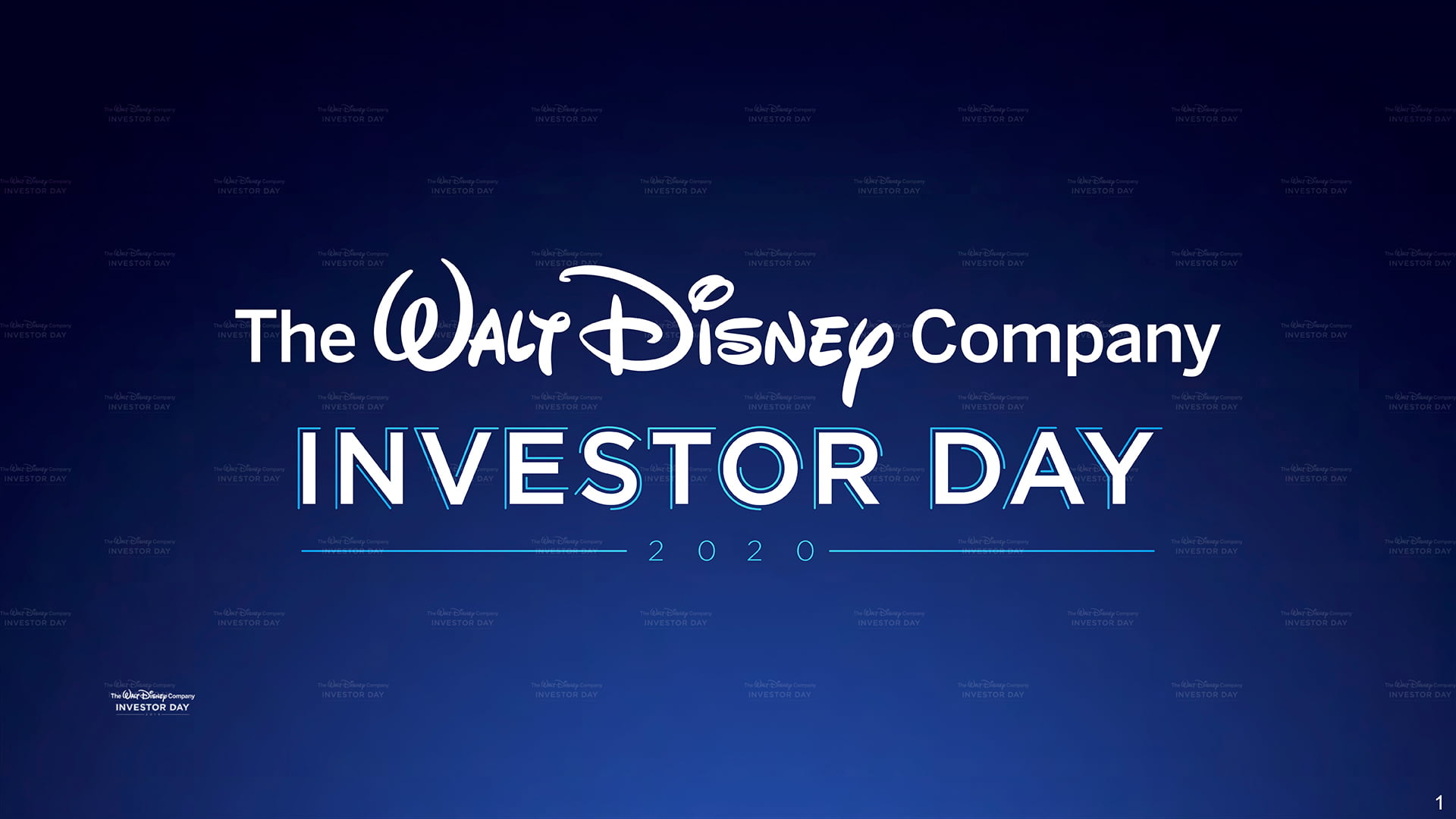 Update: Disney Investor Day Now Reportedly Not Happening - Murphy's Multiverse -