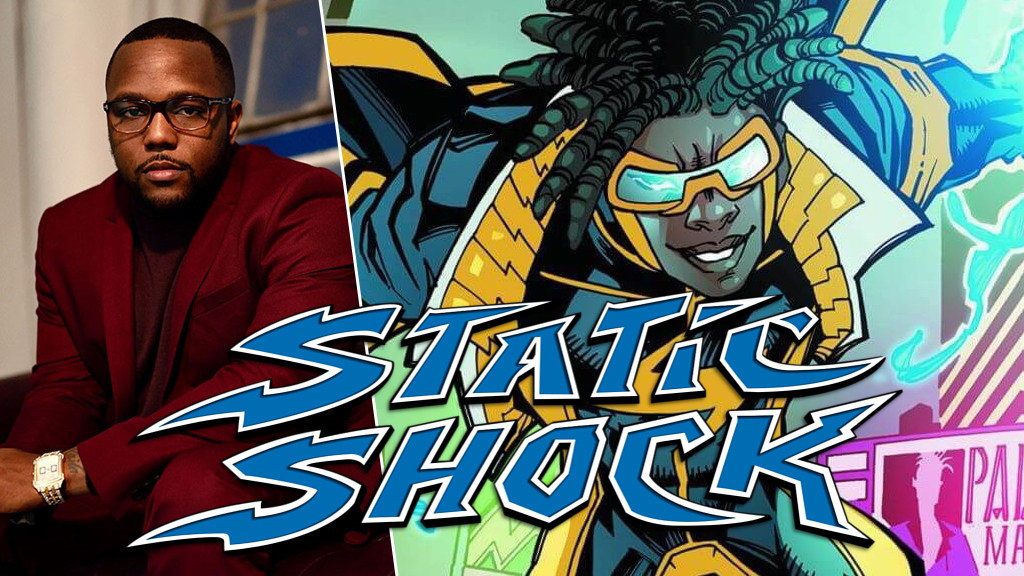 Randy McKinnon static shock